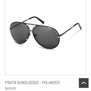 Porsche Design Carrera sunglasses